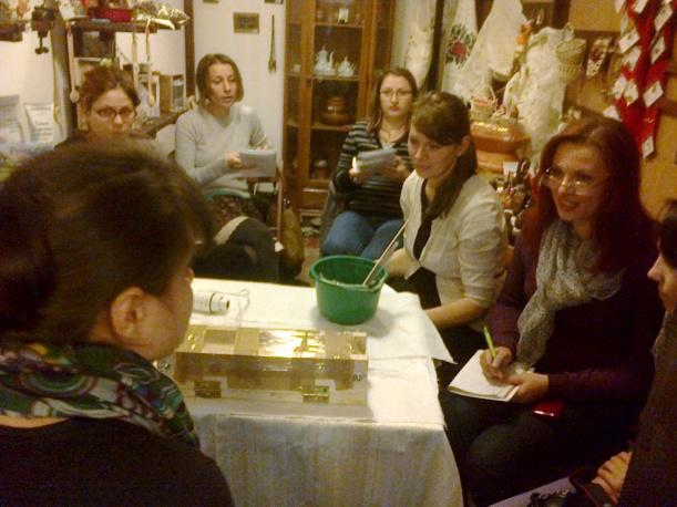 Atelier de sapunarit